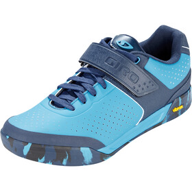 Giro Chamber II Shoes Men midnight/blue